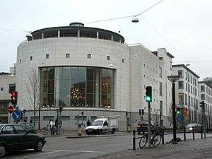 Gothenburg School of Business, Economics and Law - Image: Handelshogskolan