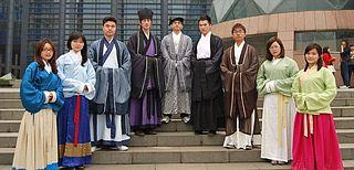 <i>Hanfu</i> movement Revival of traditional Han Chinese garments