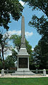 Hanover County Courthouse - Confederate Memorial.JPG