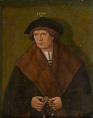 The Nuremberg dressmaker Hans Pirkel the Younger