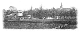 St Bernard's Hospital, Hanwell - London County Asylum at Hanwell