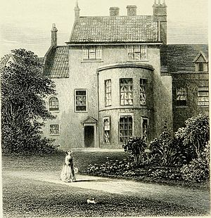 Harriet Martineau - The house in which Harriet Martineau was born.