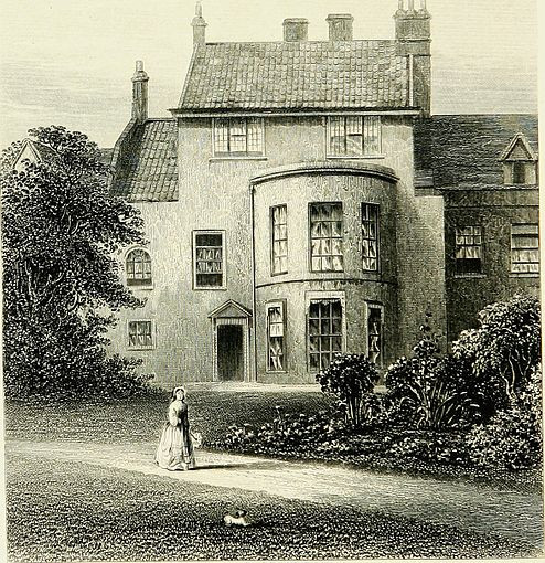 The house in which Harriet Martineau was born