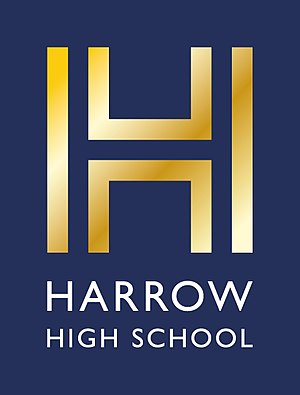 Harrow High School - Image: Harrow High School LOGO