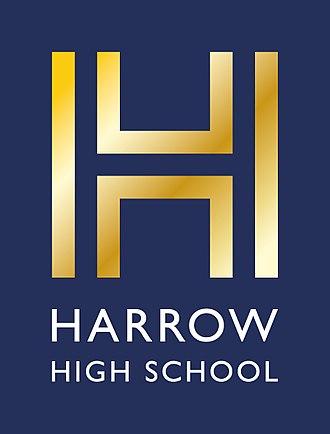 Harrow High School - Image: Harrow High School LOGO