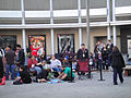 Harry Potter Midnight Premiere - lines of fans (5940807137).jpg