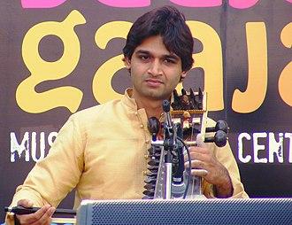 Harsh Narayan - Narayan at the Baajaa Gaajaa music festival in Pune, 2010