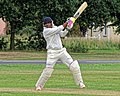 Hatfield Heath CC v. Thorley CC on Hatfield Heath village green, Essex, England 09.jpg