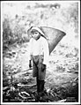 "Havasupai Indian boy, Pa-ga-thi-ye, carrying a ""Kathak"" or basket on his back, ca.1900 (CHS-3382).jpg"