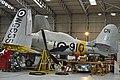 Hawker Sea Fury T20S 'WG655 - GN-910' (G-CHFP) (16594437452).jpg