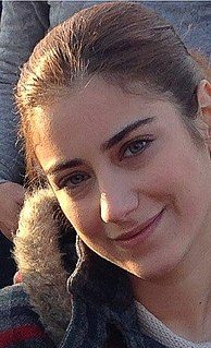 Hazal Kaya Turkish actress