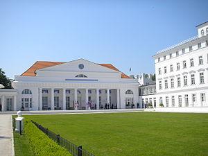 Carl Theodor Severin - Kurhaus Heiligendamm, 2007