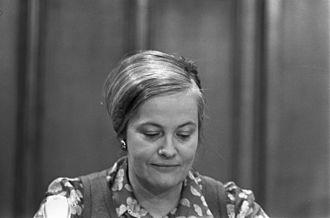 Hella Haasse - Image: Hella Haasse 1970