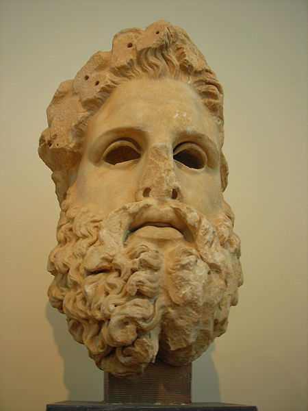 Файл:Hellenisticl head of a statue of Zeus NAMA.jpg
