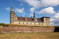 Kronborg-kastély, Hamlet híres vára