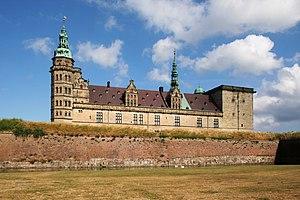 Deutsch: Hamlets Schloss – Schloss Kronborg in...