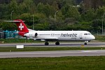 Helvetic Airways, HB-JVF, Fokker F100, 2017-04-22@LUX-103.jpg