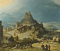Hendrik van Cleve III - The Tower of Babel.jpg
