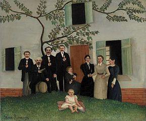 The Family (La Famille)