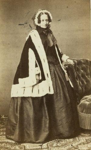 Henrietta d'Oultremont - Henriëtte d'Oultremont de Wégimont