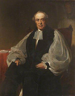 Henry Phillpotts - Henry Phillpotts, by John Prescott Knight.