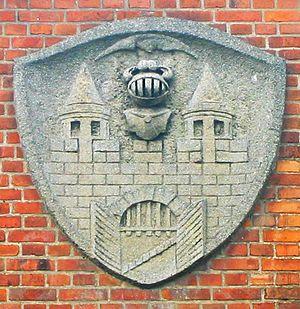 Zielona Góra - Pre-war coat of arms