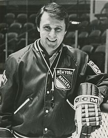 alt=Description de l'image Herb Brooks 1983.JPG.