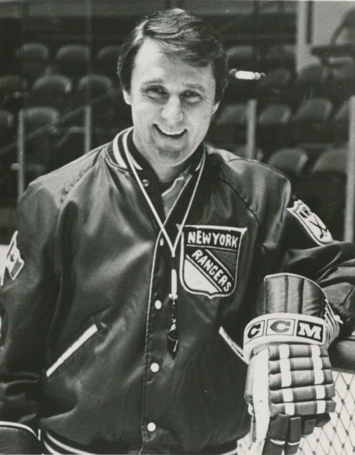 Herb Brooks 1983