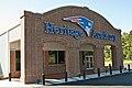 Heritage Academy (Columbus, Mississippi) gym addition 2009.jpg