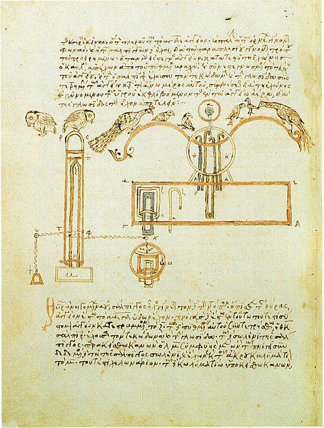 File:Hero of Alexandria, Pneumatica, Venice, Gr. 516.jpg