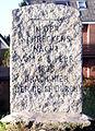 Hetlingen Gedenkstein Deichbruch 1825 02.jpg