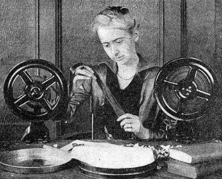 Hettie Gray Baker American film editor