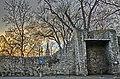 Heute sind die Stadtmauerreste 880 m lang. Northeim. - panoramio.jpg