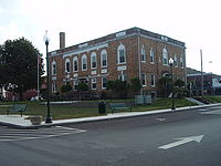 Hickman county tennessee courthouse 2009.jpg