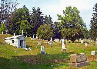 cemetery in Middletown, New York