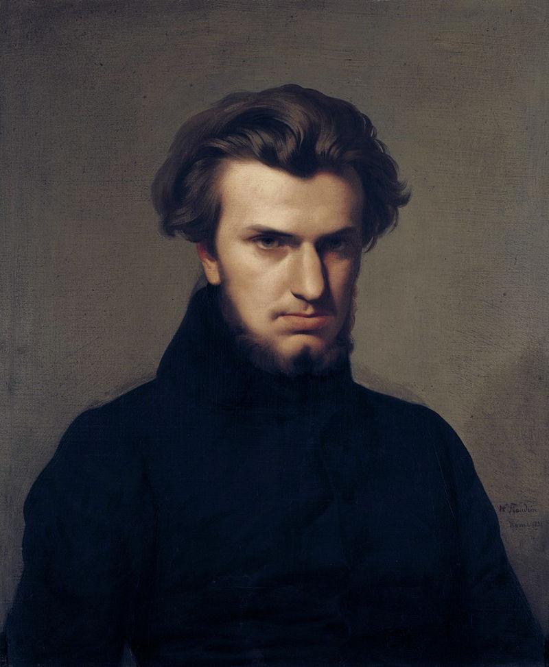 Ипполит Фландрин - Амбруаз Томас - 1834.jpg