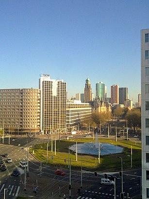 Hoe gaan naar Hofplein met het openbaar vervoer - Over de plek
