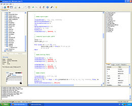 Hollywood IDE in funzione su Windows XP