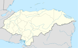 Tegucigalpa is located in Honduras