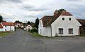 Honezovice, road to Lisov.jpg