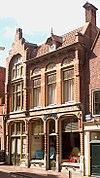 foto van Winkelwoonhuis in Art Nouveaustijl