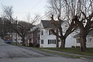 Irvona, Pennsylvania Borough in Pennsylvania, United States