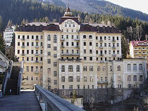 Bad Gastein - Grand Hotel del' Europe