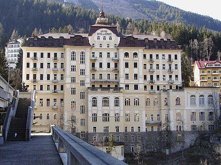 Hotel Bismarck Bad Orb