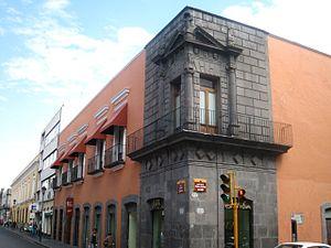 Catarina de San Juan - House of Catalina de San Juan in Puebla