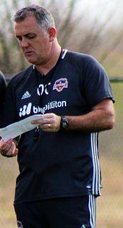 Owen Coyle Irish footballer