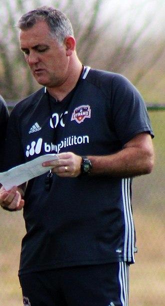 Owen Coyle - Coyle at Houston Dynamo, 2016