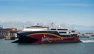 Fjord Line - Fjord Cat