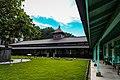Hualien Railway Culture Park, courtyard and steeple, Hualien City, Hualien County (Taiwan) (ID UA09602000652).jpg
