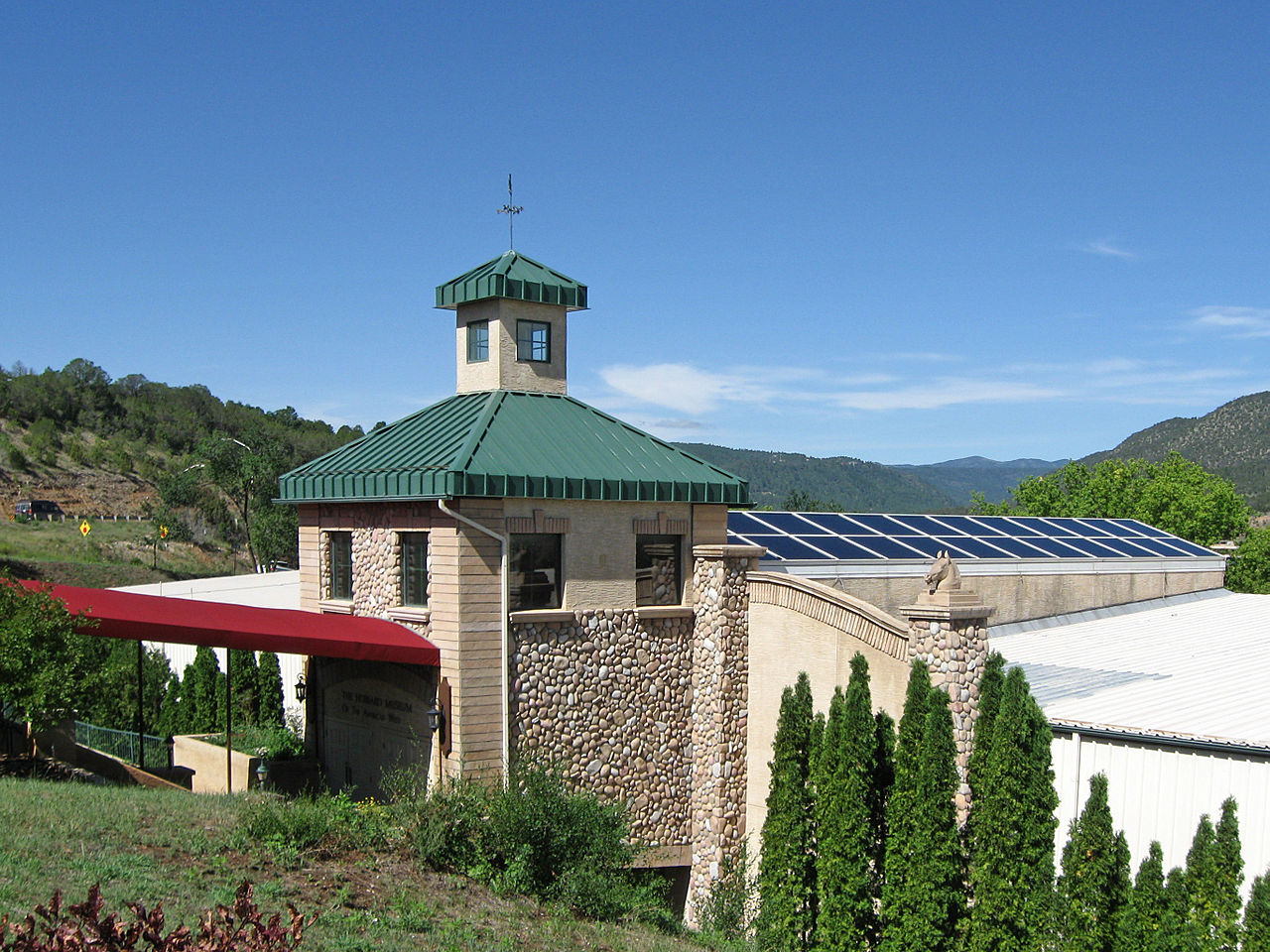 Hubbard Museum of the West in Ruidoso Downs NM